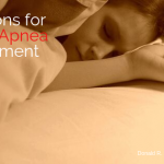 5 options for sleep apnea treatment