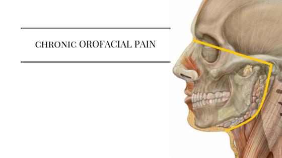 Chronic orofacial pain, donald tanenbaum,
